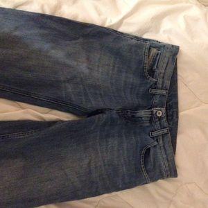 Diesel Jeans - Lightly Distressed Diesel Jeans