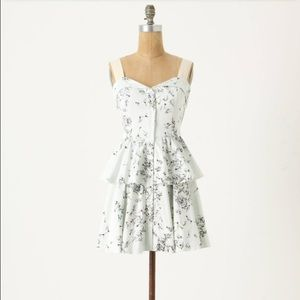 Anthropologie Up Do dress by Maria Bonita Extra