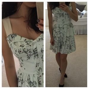 Anthropologie Up Do dress by Maria Bonita Extra
