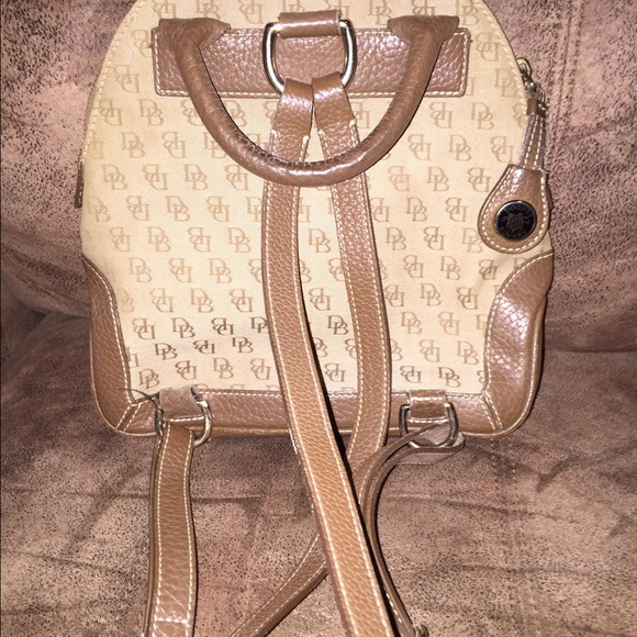 Dooney   Bourke Handbags - Dooney and Bourke small backpack purse fc6e550a7fb3c