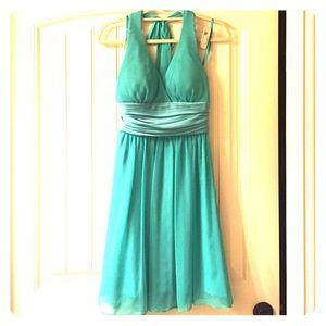Max and Cleo Halter Dress