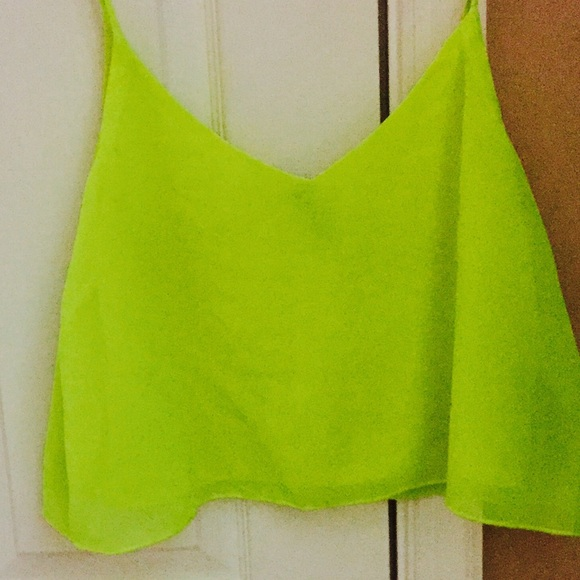 top neon green and - photo #13