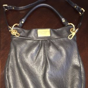 Marc my Marc Jacobs hobo BLK medium