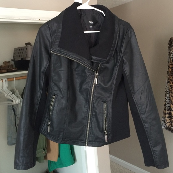 Mossimo Supply Co Jackets Coats Target Mossino Faux Leather