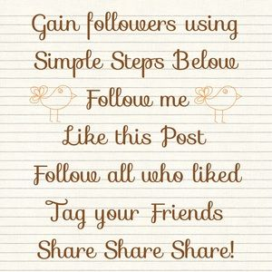 Other - Gain Followers