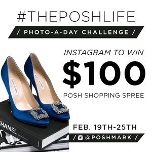 Live #ThePoshLife & Win!