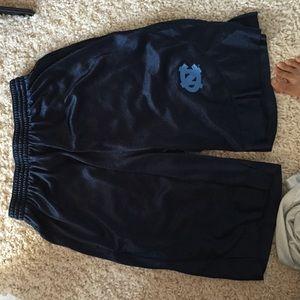 mens North Carolina basketball pants
