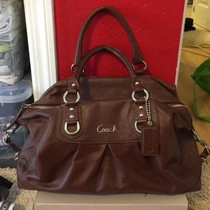 Coach Bag Brown BNWOT perfect condition