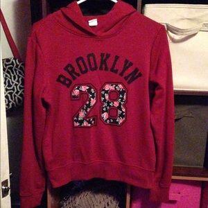 BROOKYLN hoodie size m