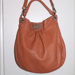 Marc by Marc Jacobs Classic Q Hillier Hobo bag!