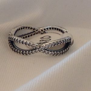 Pandora Entwined Ring