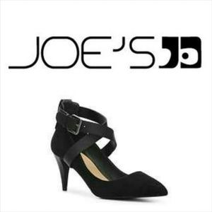 Joe's Jeans Suede Pumps