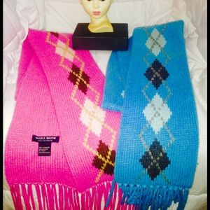 Mariele Waithe Accessories - 'REDUCED'...$10 Two Mariele Scarves