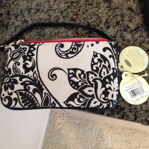 Spartina 449 Clutches & Wallets - Spartina 449 large wristlet never used