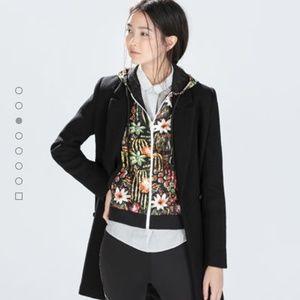 Zara Printed Jacket size Medium