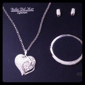 60 Off Bella Del Mar Jewelry Bella Del Mar Expression