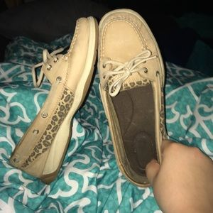 Sperry Top-Sider Shoes - Cheetah Sperrys