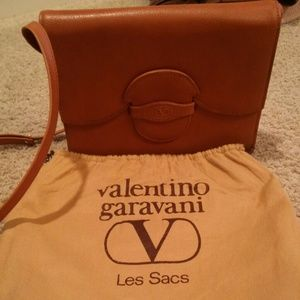 Authentic VALENTINO GARAVANI Leather