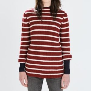 ⬇️️Last Chance⬇️Zara Striped Sweater