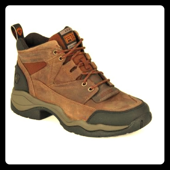 59% off Ariat Boots - Ariat Hiking Boots women's 8,5-9 or mens 7 ...