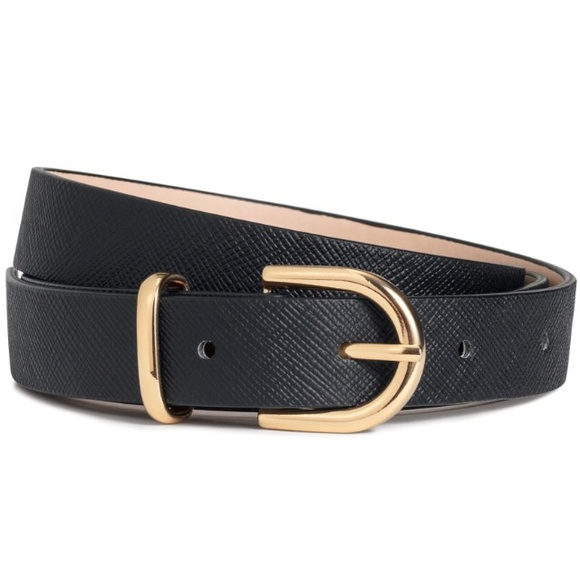 f99e4efe32f18 H&M Accessories | Hm Black Belt | Poshmark