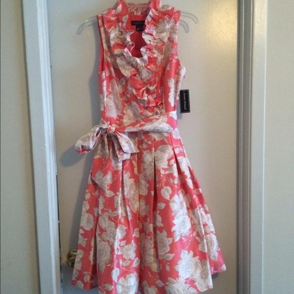 c49b44f3ee3e2 Jessica Howard Dresses | Floral Dress | Poshmark