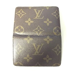 Magnetic business card holder louis vuitton accessories magnetic business card holder colourmoves