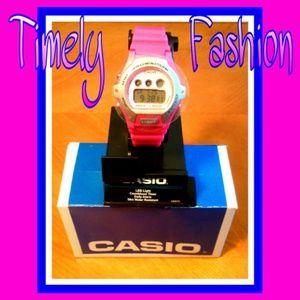 Casio Jewelry - Casio Illuminator digital watch