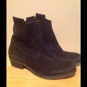 14th & Union Shoes - 14th & Union Kirra Suede Ankle Boots