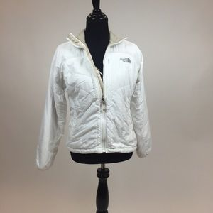 North Face Jackets & Blazers - Authentic North Face White Puffer Jacket