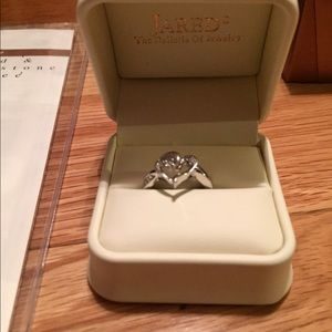 Jared Jewelry Promise Ring Never Worn With Warranty Poshmark