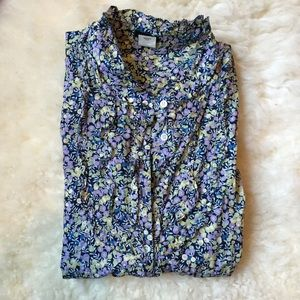 J. Crew Tops - J.Crew Limited Edition Liberty Of London Shirt