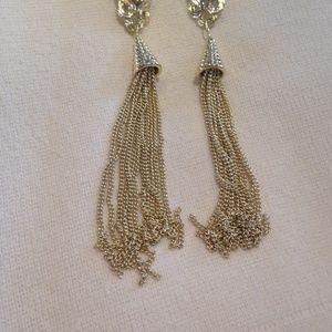 6119cacdf Kendra Scott Jewelry - Kendra Scott Erin Tassel Earrings