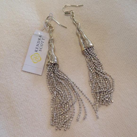 bcf017fb9 Kendra Scott Karalyn Tassel Earrings. M_54e76f03522b45434f0065f7