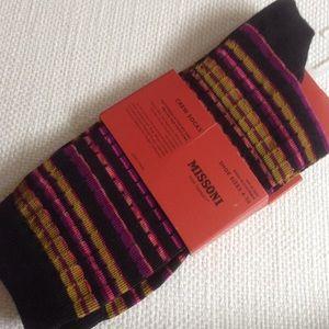 Missoni for Target Accessories - Missoni for Target Crew Socks