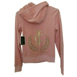 Juicy Couture Jackets & Blazers - Brand new Juicy Couture hoodie jacket