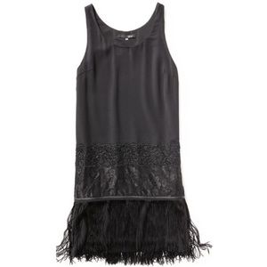 Piperlime Collection Dresses & Skirts - [Piperlime Collection]lace fringe hem dress