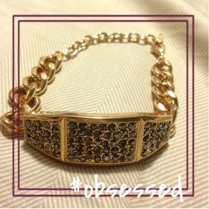 Jewelry - ✨1HR SALE✨Glam ID bracelet