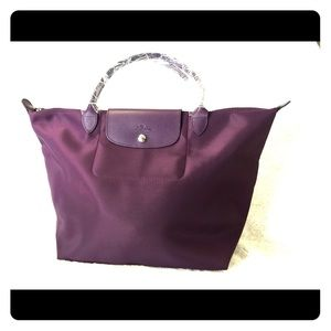 Longchamp tote bag. Brand new! Limited edition