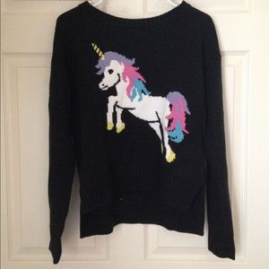 ASOS Unicorn Knit Sweater