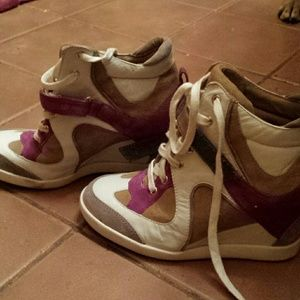 Guess Shoes - Wedge sneakers