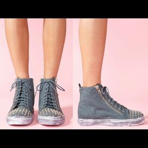 Jeffrey Campbell Shoes - Jeffrey Campbell Adams Sneakers