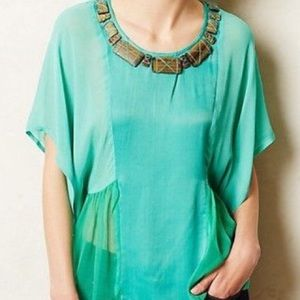 Anthropologie 'Conditions Apply' Top