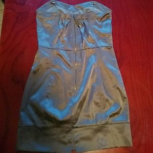 Groggy Dresses - Groggy Strapless mini-dress 385c1a4f53d