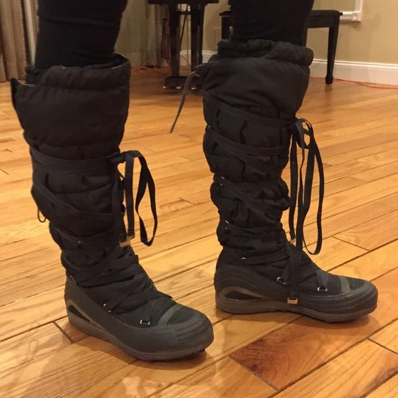 50% off Stella McCartney Boots - Stella McCartney x Adidas