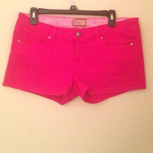 Paige Jean shorts size 30