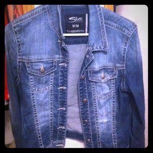 73% off Silver Jeans Jackets & Blazers - Silver Jeans Co. Denim ...