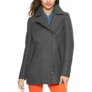 Gap moto coat
