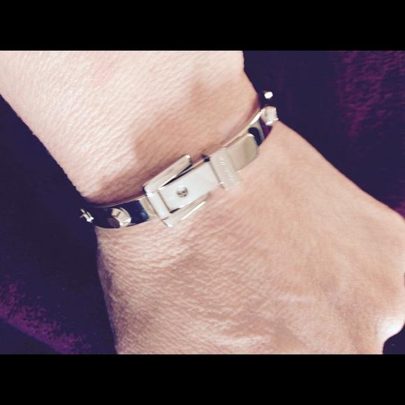 248324a57087e 💯authentic Michael Kors Astor stud bracelet. NWOT.  M 54e897234127d01d6c00c18b