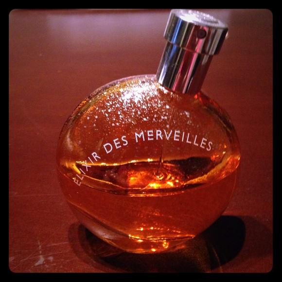 Hermes Other Elixir Des Merveilles Eau De Parfum 16 Poshmark